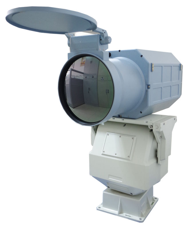 Ultra Long Range Cooled Thermal Camera Border Security With 30km Surveillance